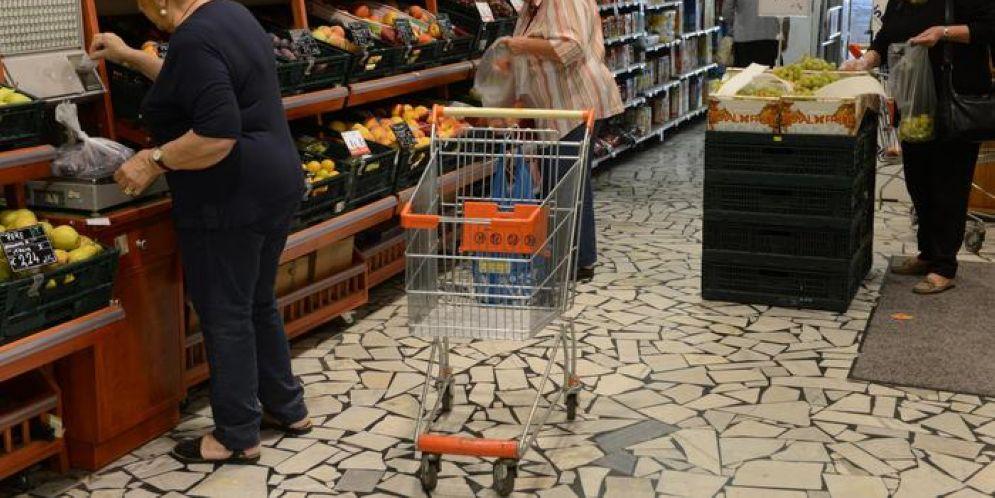 """Fermato dalla Polizia al centro commerciale """"Le Terrazze"""""""