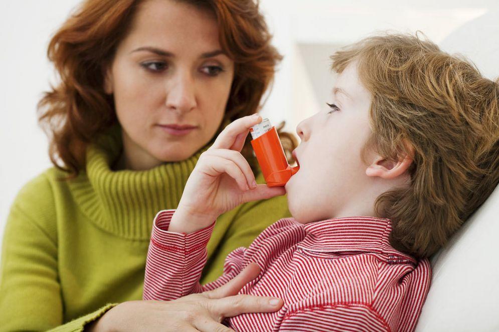 Asma nei bambini
