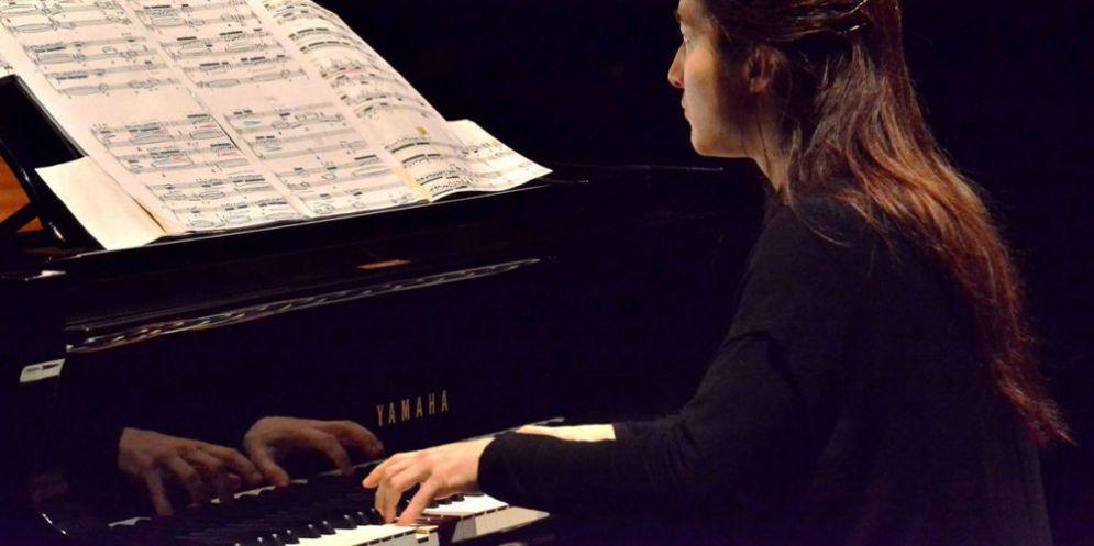 La pianista D'Errico nuovamente protagonista al Salotto musicale