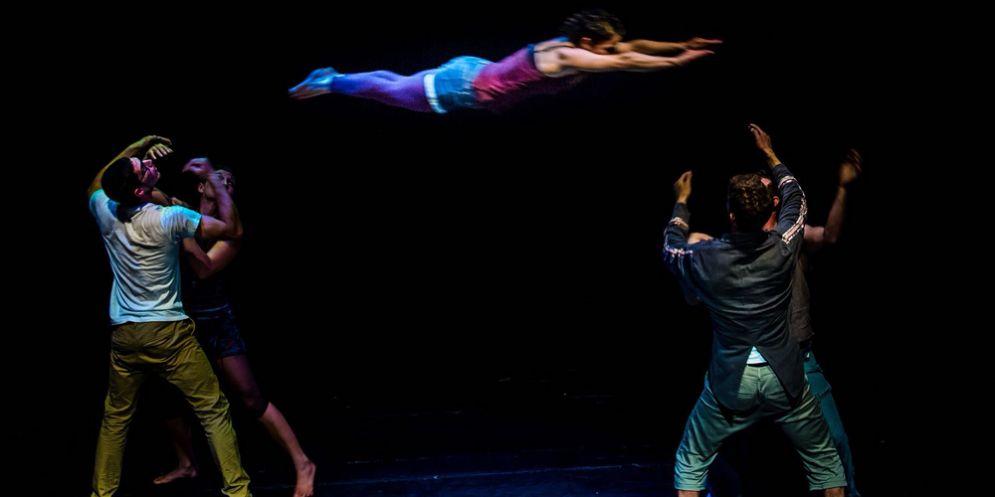Al via Terminal: si comincia con lo spettacolo, in anteprima, della compagnia israeliana 'In Balance'