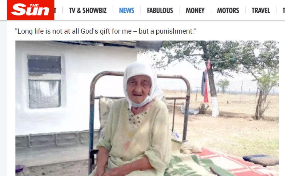 La donna più anziana al mondo