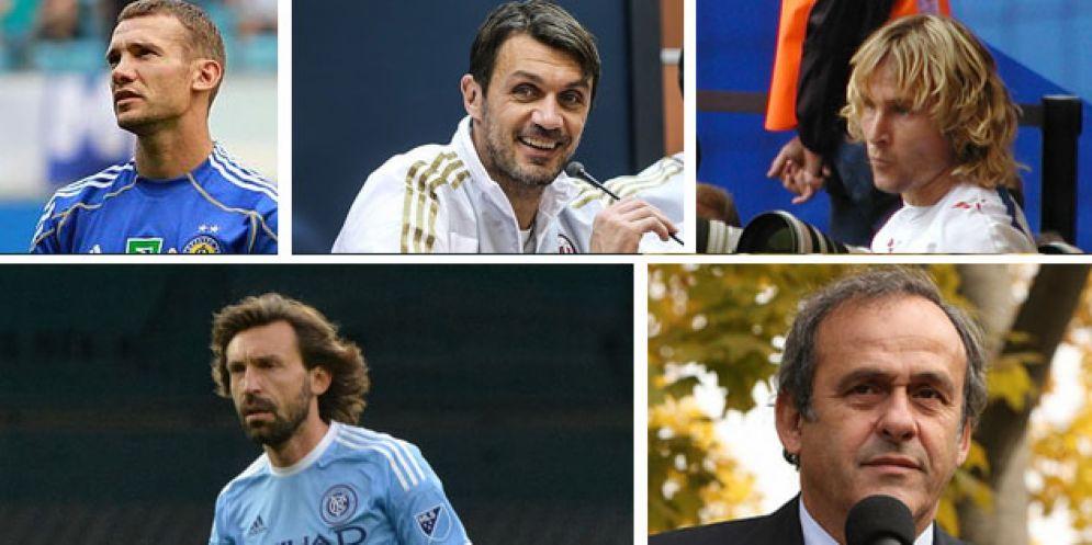 Grandi campioni del calcio in arrivo in Friuli
