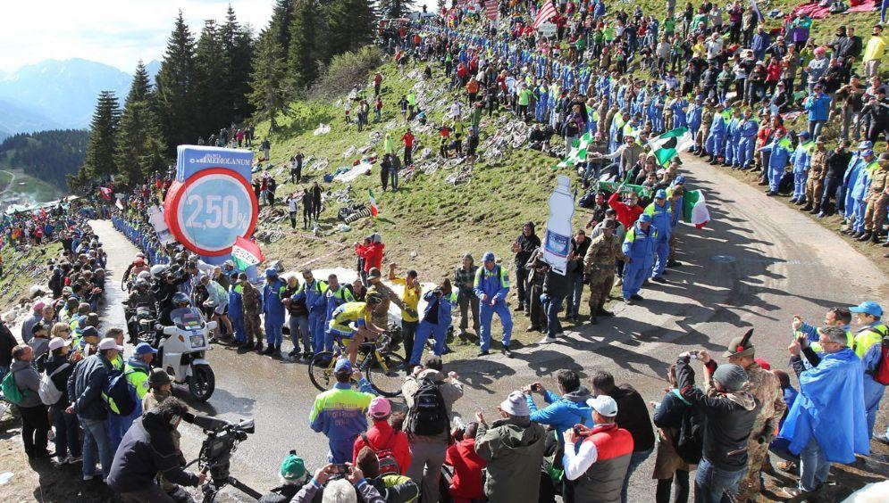 Ersa: l'Agenzia regionale per lo Sviluppo rurale presente al Giro d'Italia 2018