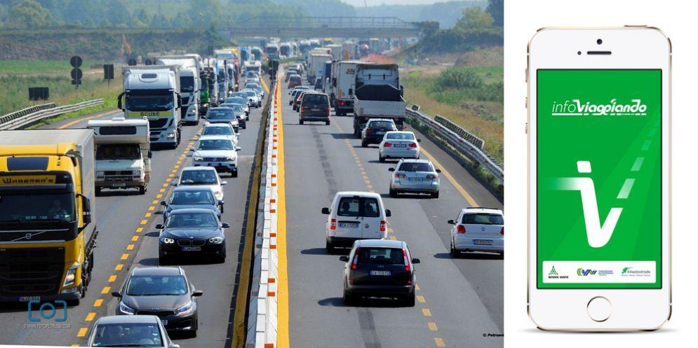 Nasce InfoViaggiando la app delle concessionarie autostradali del Nordest