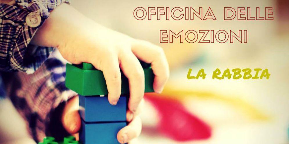 'Officina delle Emozioni - laboratorio sulla rabbia': laboratorio per bambini
