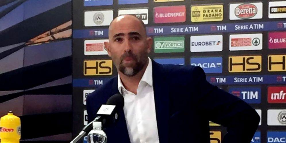 """Sfida salvezza per l'Udinese. Tudor: """"Non bisogna guardare alle altre squadre perché ti distrae"""""""