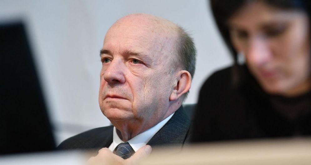 L'ex presidente della Consulta Gustavo Zagrebelsky