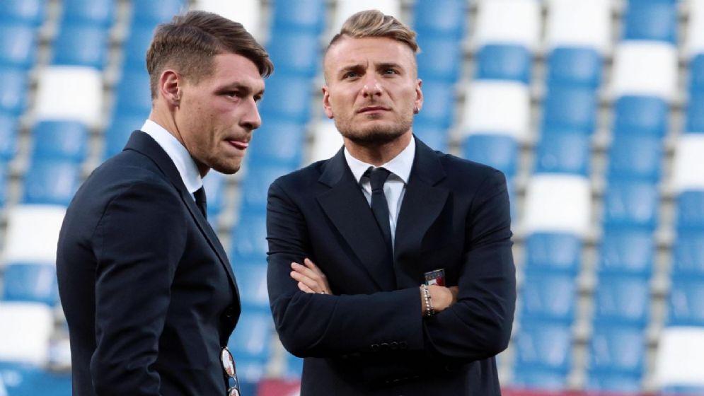 Belotti e Immobile, chi tra i due sarà il prossimo centravanti del Milan?