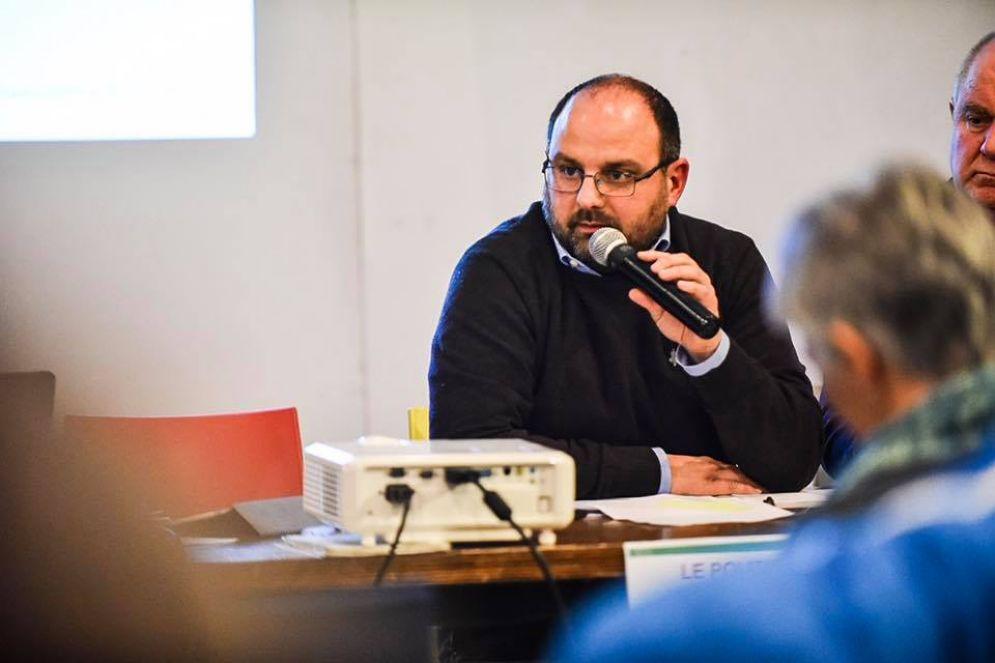 Capogruppo Pd Friuli-Venezia Giulia, Diego Moretti