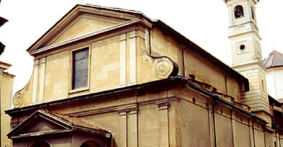 La Chiesa della Santissima Trinità a Biella