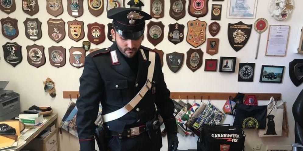 I Carabinieri hanno sequestrato i soldi