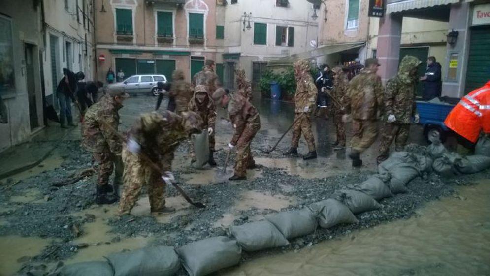 Alluvione di Genova del 2014