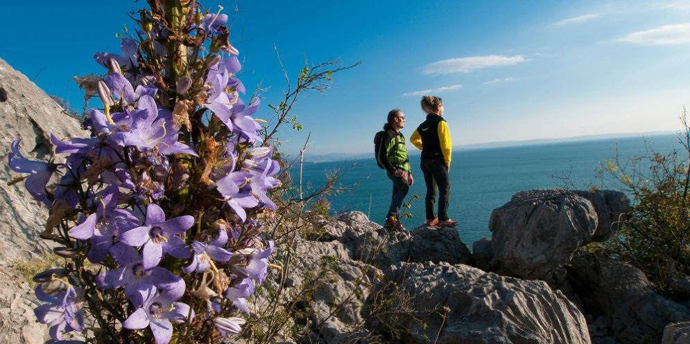 Una passeggiata in Carso per inaugurare la stagione turistica dell'Alpe Adria Trail