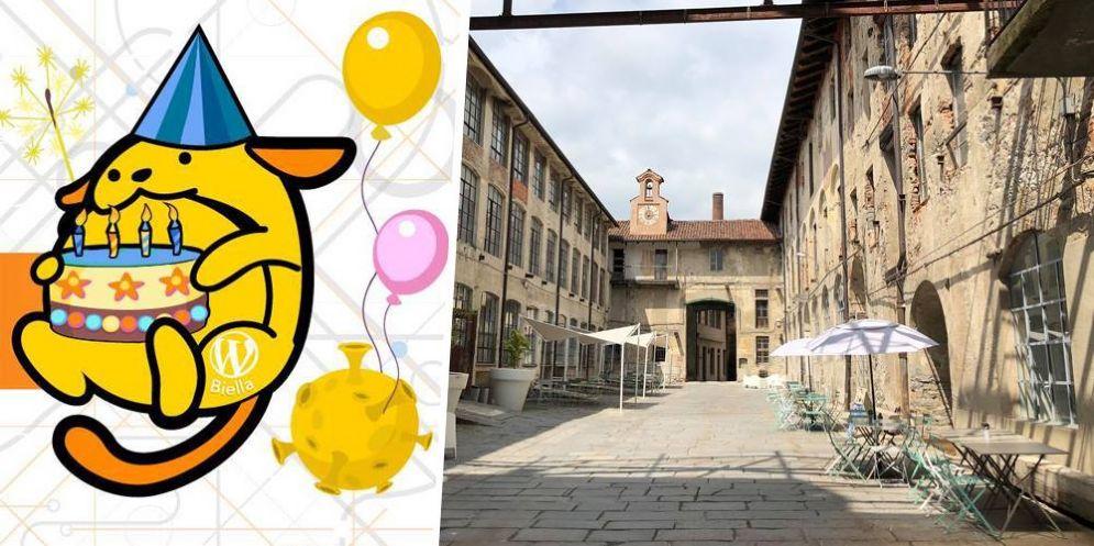 Al Sella Lab si festeggiano i 15 anni di WordPress