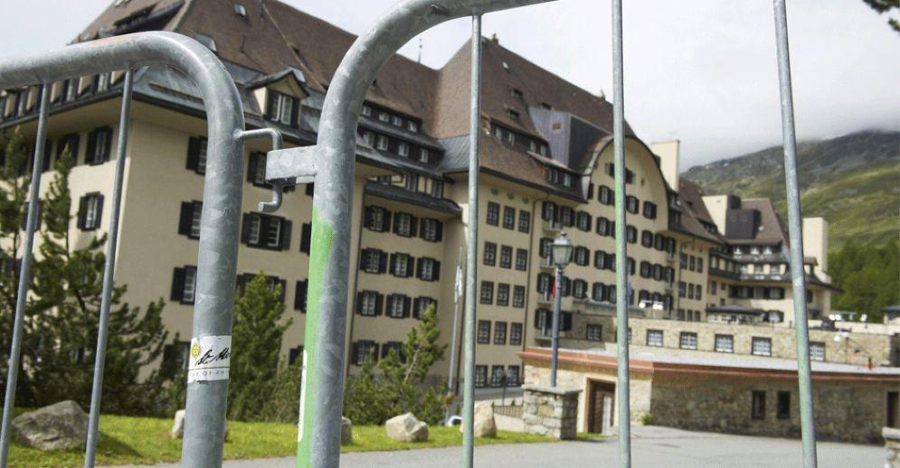 La sede dello scorso meeting Bilderberg