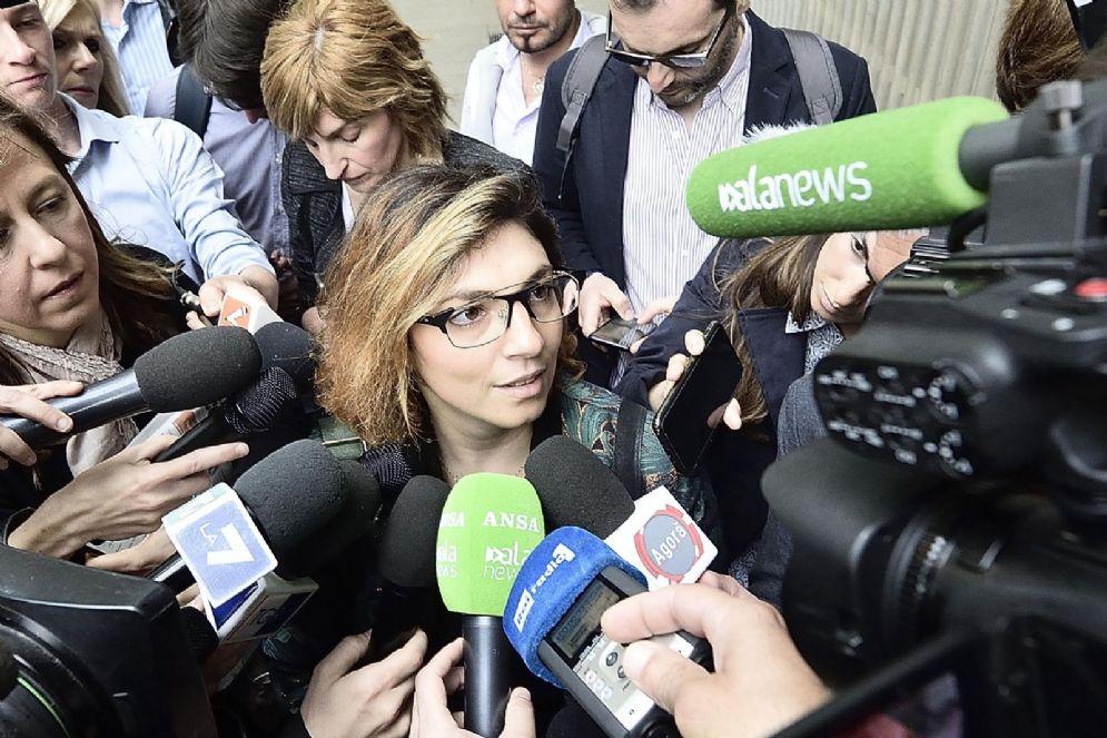 La deputata M5s Laura Castelli
