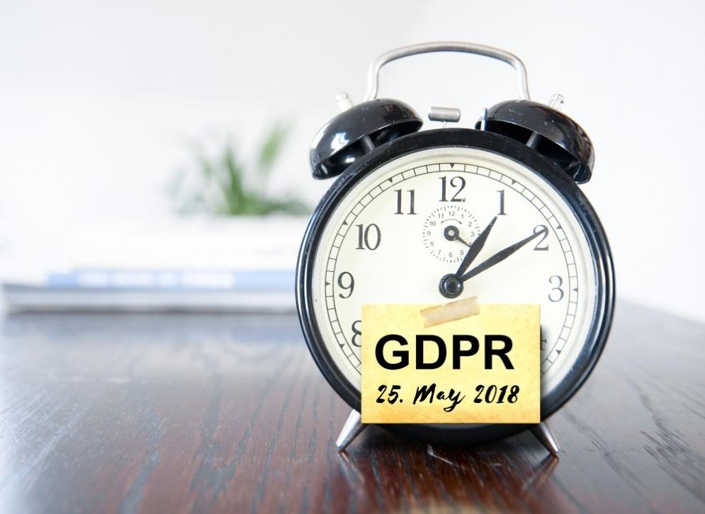 Oggi entra in vigore il GDPR