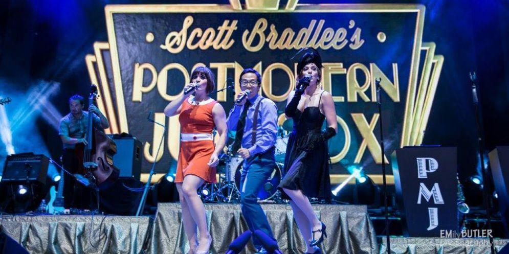 Scott Bradlee's Postmodern Jukebox in concerto a Trieste