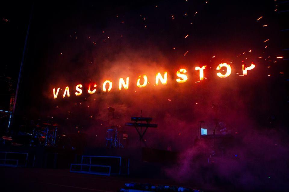 Vasco Rossi incanta i 26 mila del Teghil