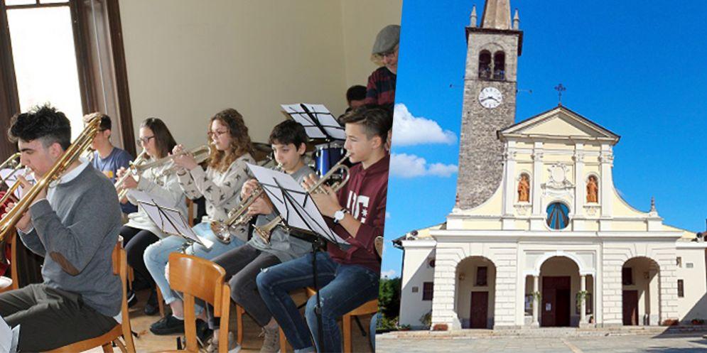 Vigliano, al Teatro Erios, in concerto la «Erios Junior Jazz Orchestra»