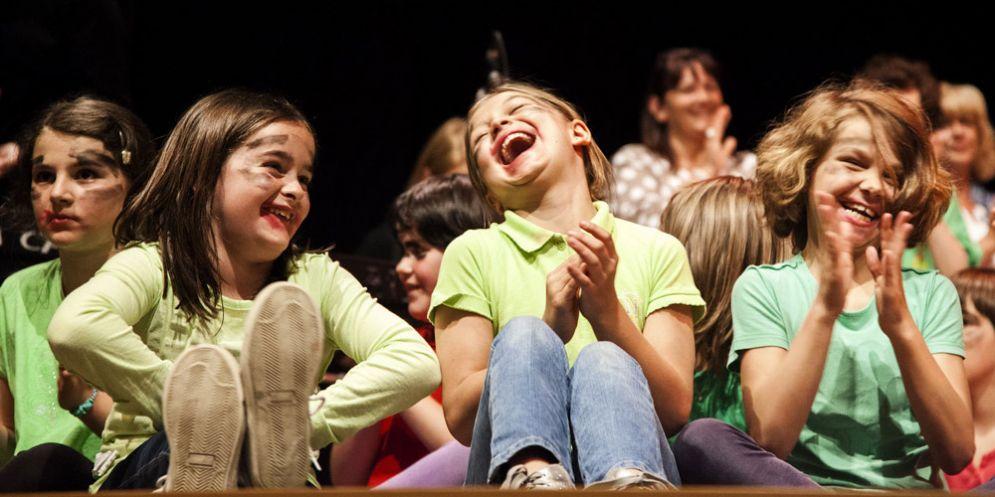Teatro delle voci: in scena 80 bambini delle scuole primarie