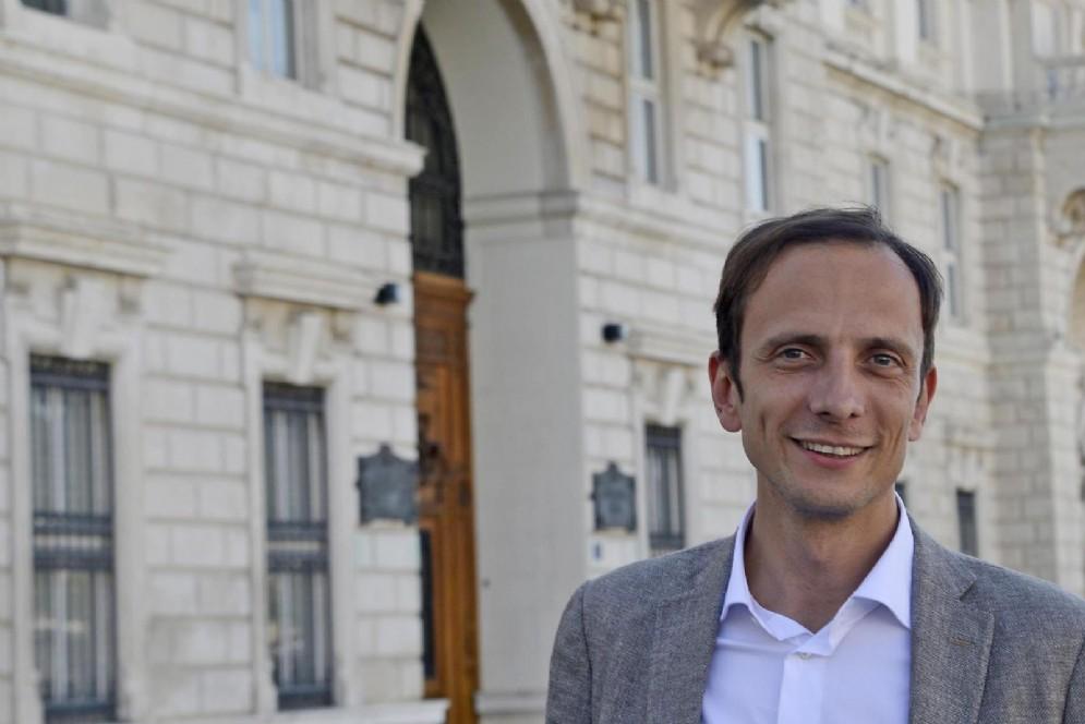 Governatore della Regione, Massimiliano Fedriga