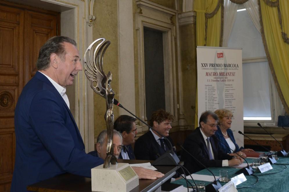 Assessore all'Ambiente ed Energia, Fabio Scoccimarro