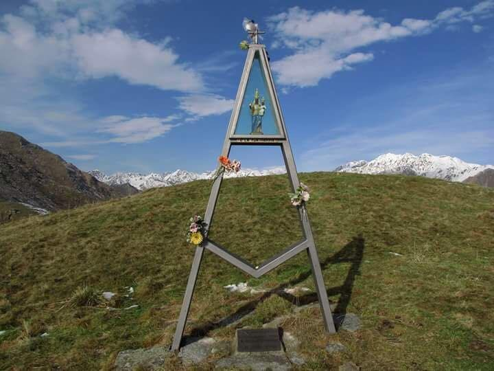 La cima del Monte Cucco