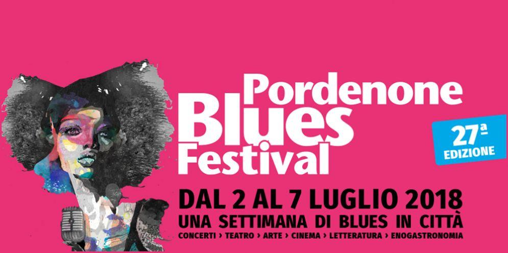 Tre nuovi grandi annunci per il Pordenone Blues Festival