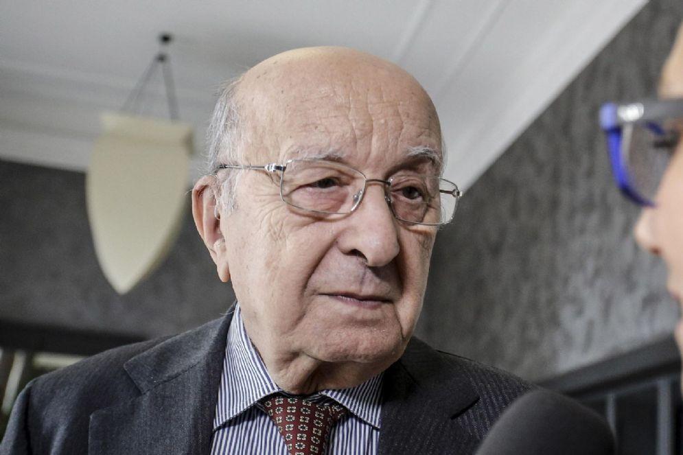 L'ex premier Ciriaco De Mita
