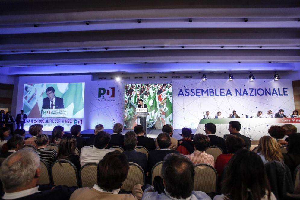 L'Assemblea Nazionale del Pd, Roma 19 maggio 2018
