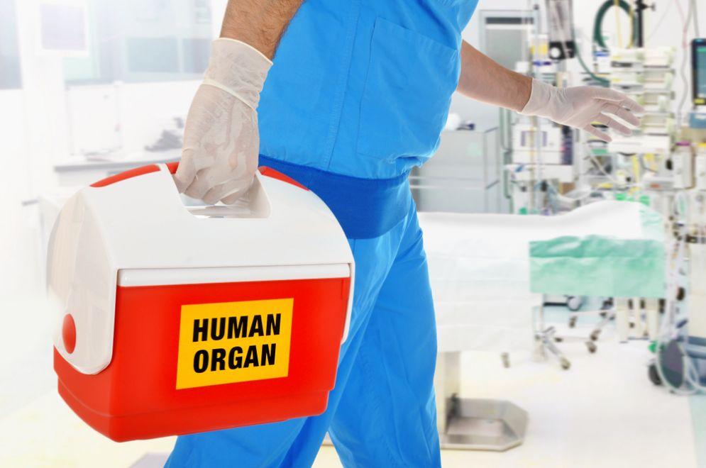 Un donatore samaritano salva la vita a un uomo di 40 anni