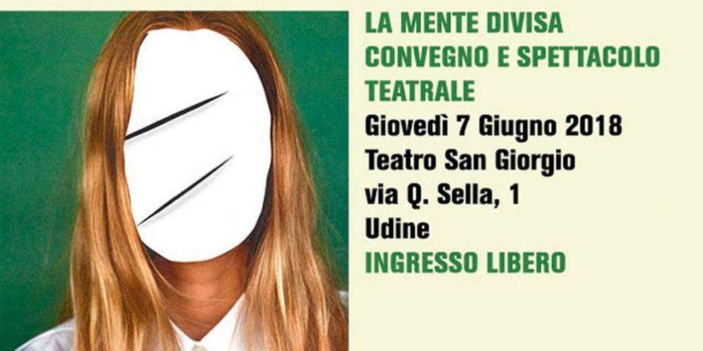 'La mente divisa': a Udine una giornatasulla salute mentale e la schizofrenia