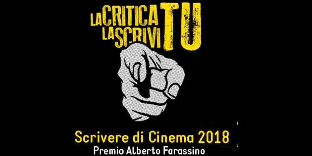 """Concorso """"Scrivere di cinema"""": ancora pochi giorni per essere critici!"""