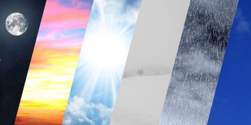 Il meteo di Biella - Sabato 2 e Domenica 3 Giugno 2018