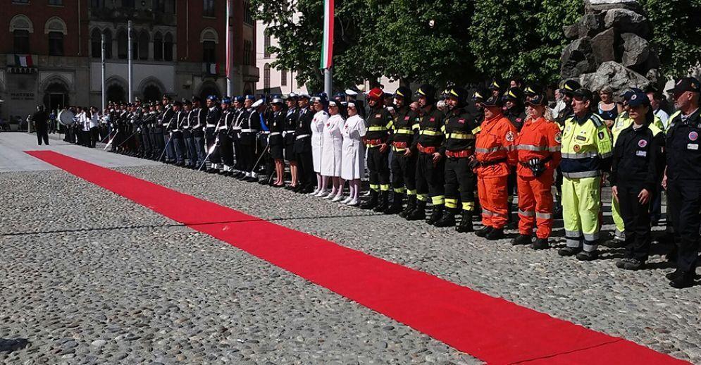 Festa della Repubblica a Biella