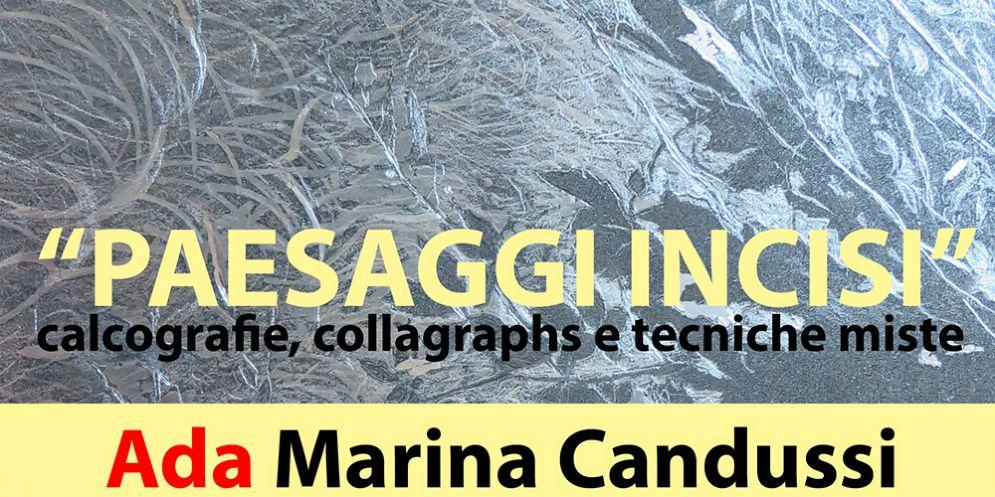 """Paesaggi Incisi"": a giugno Ada Marina Candussi espone alla Biblioteca Isontina"
