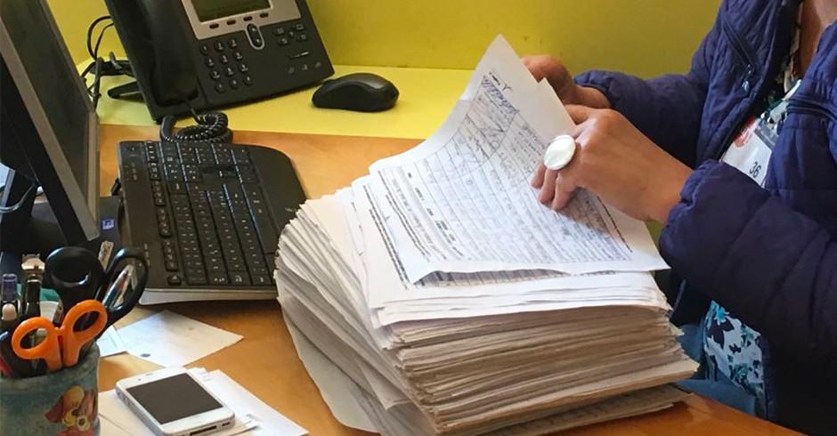 Le firme depositate