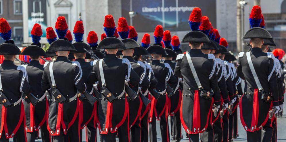 Ricorre il 204° Anniversario della Fondazione dell'Arma dei Carabinieri