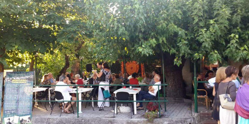 Al Poeta di San Martino del Carso: parte la stagione estiva con una novità