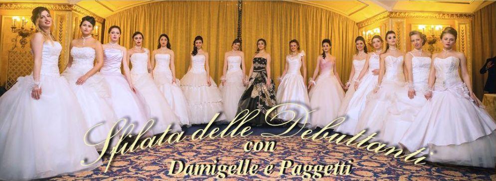A Biella la seconda tappa del ballo delle debuttanti di Stresa