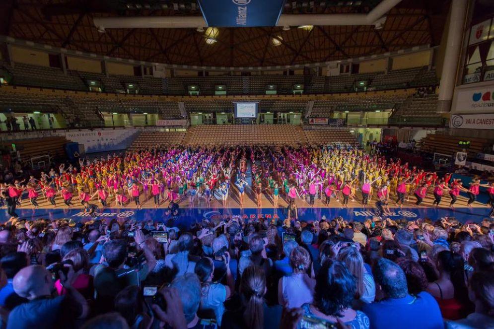 Seicento sportivi a Tuttoginnastica2018