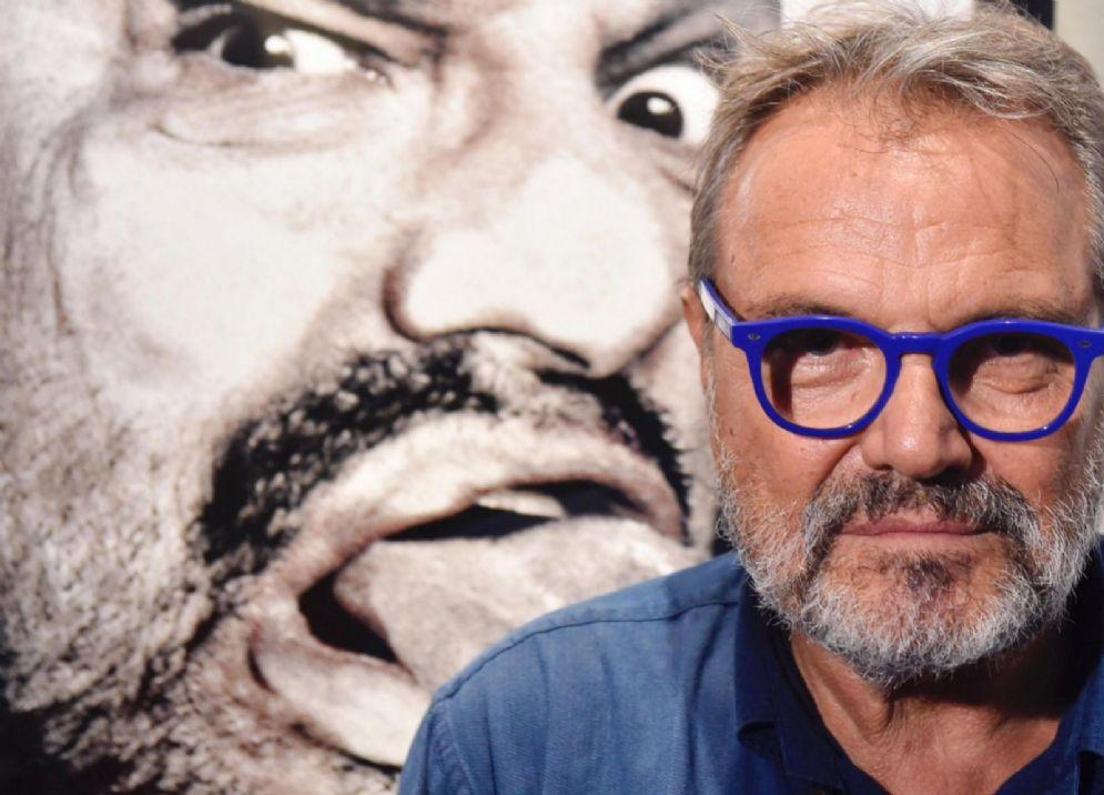 Il fotografo Oliviero Toscani