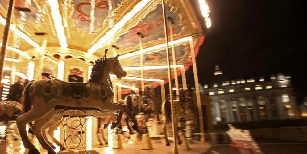 Luna park di piazzale Kennedy