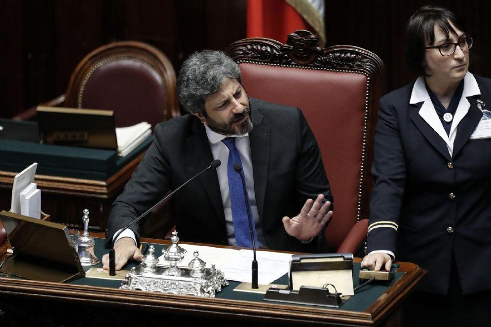 Roberto Fico, presidente della Camera