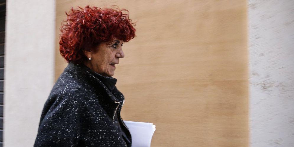 L'ex ministra dell'Istruzione Valeria Fedeli