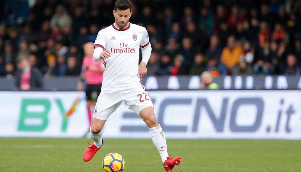 Il difensore del Milan Mateo Musacchio