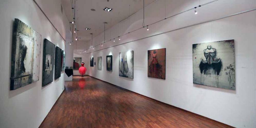 A palazzo Costanzi la mostra 'Il tempo delle storie' di Adriana Itri