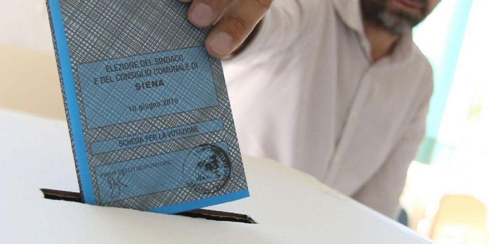 Elezioni comunali a Siena