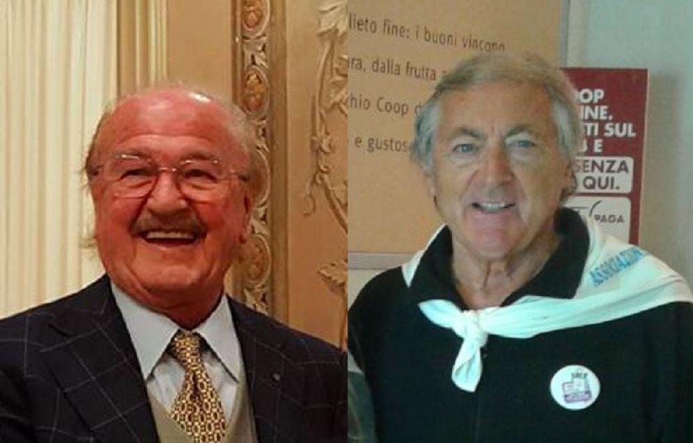 Trivero, due veterani della musica celebrano il volontariato